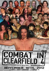 Combat in Clearfield